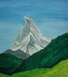 Matterhorn by Jenny Rutland